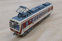 鉄道コレクション 叡山電車700系(登場時カラー)オリジナル仕様