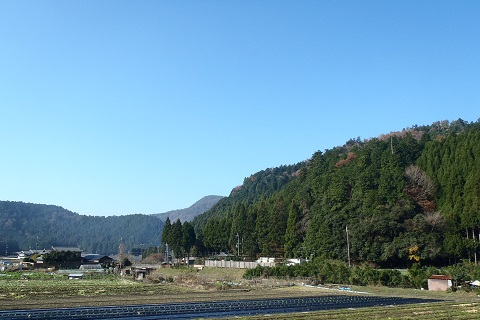 えいでんハイク No.359 江文峠から瓢箪崩山へ―京都・北山を歩く―