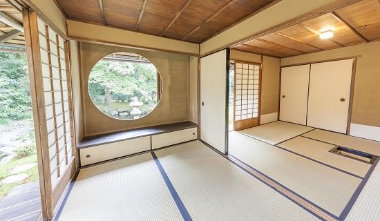 旧三井家下鴨別邸(きゅうみついけしもがもべってい)